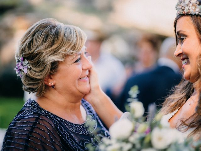 La boda de Brais y Cristina en Soutomaior, Pontevedra 100