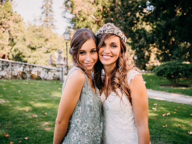 La boda de Brais y Cristina en Soutomaior, Pontevedra 109