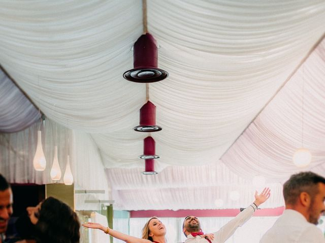 La boda de Brais y Cristina en Soutomaior, Pontevedra 127