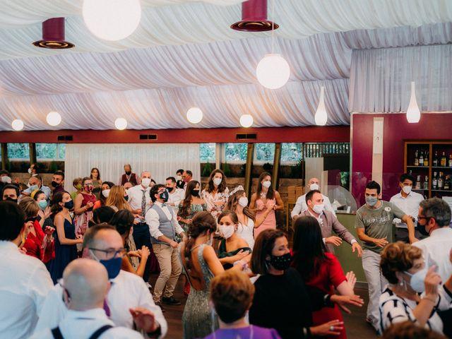 La boda de Brais y Cristina en Soutomaior, Pontevedra 129