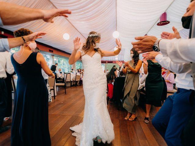 La boda de Brais y Cristina en Soutomaior, Pontevedra 131