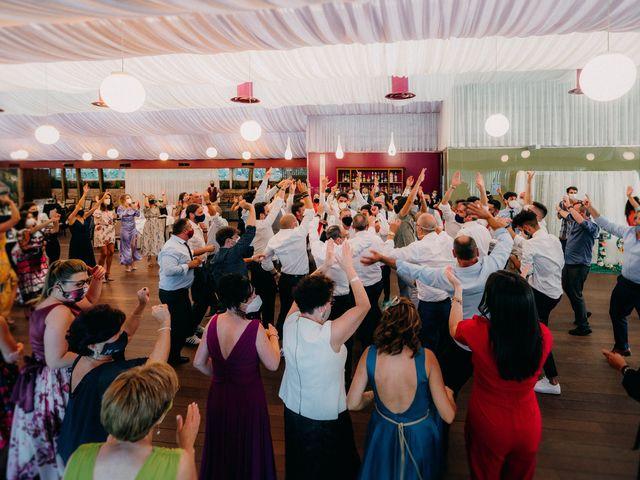 La boda de Brais y Cristina en Soutomaior, Pontevedra 132