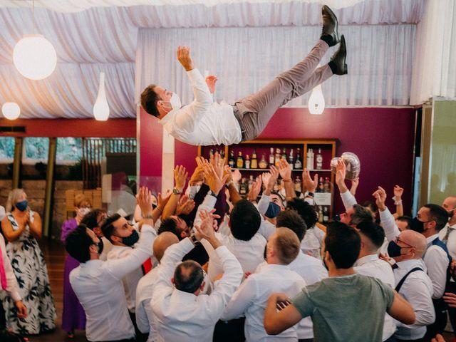La boda de Brais y Cristina en Soutomaior, Pontevedra 133