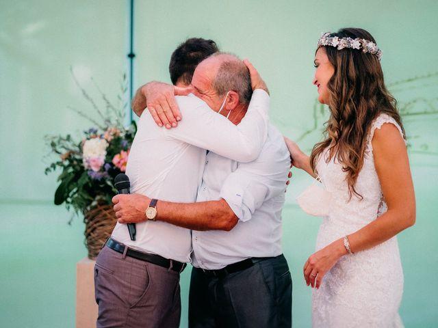 La boda de Brais y Cristina en Soutomaior, Pontevedra 134