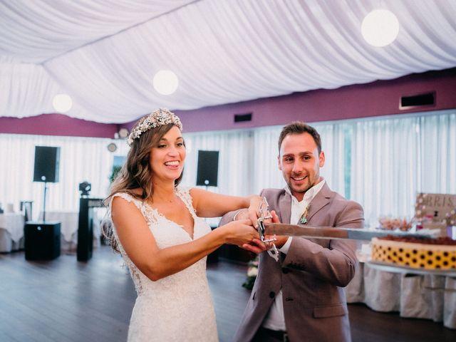 La boda de Brais y Cristina en Soutomaior, Pontevedra 136