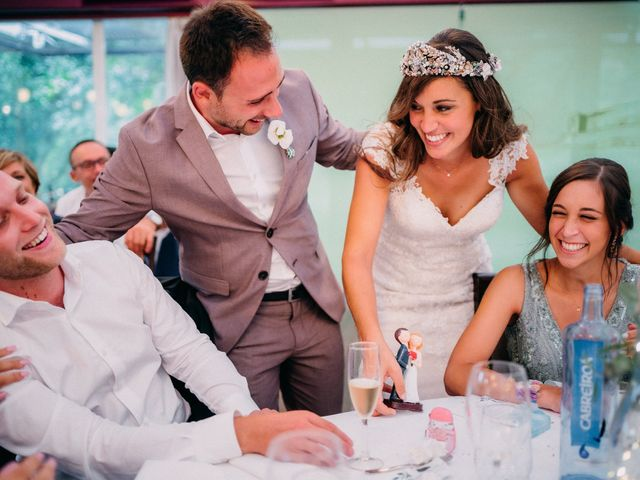 La boda de Brais y Cristina en Soutomaior, Pontevedra 139