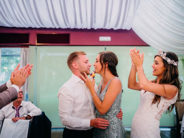 La boda de Brais y Cristina en Soutomaior, Pontevedra 141
