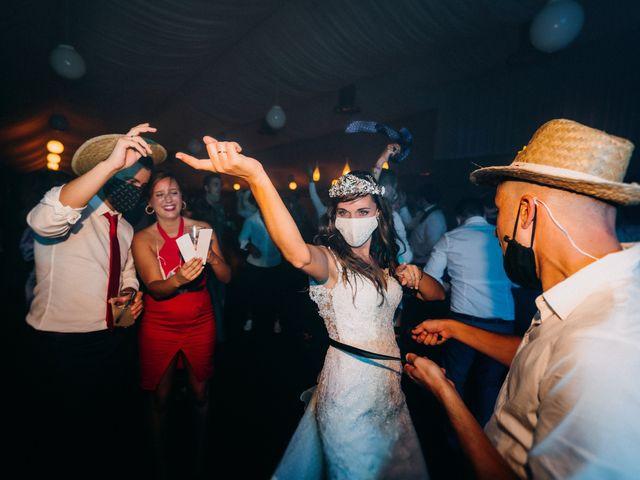 La boda de Brais y Cristina en Soutomaior, Pontevedra 154