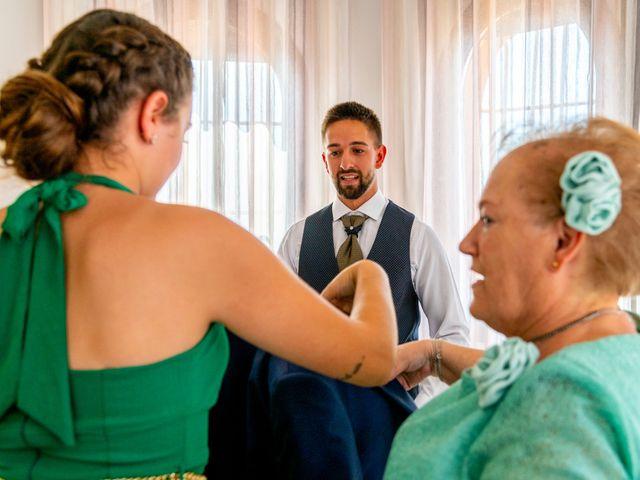 La boda de Fran y Marta en Granada, Granada 6