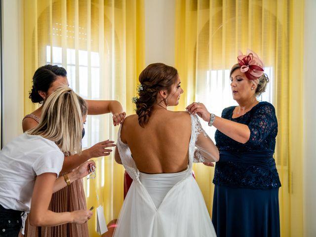 La boda de Fran y Marta en Granada, Granada 20