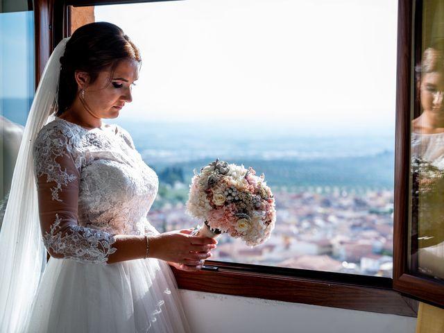 La boda de Fran y Marta en Granada, Granada 22