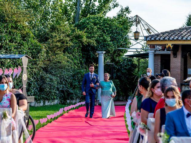 La boda de Fran y Marta en Granada, Granada 25