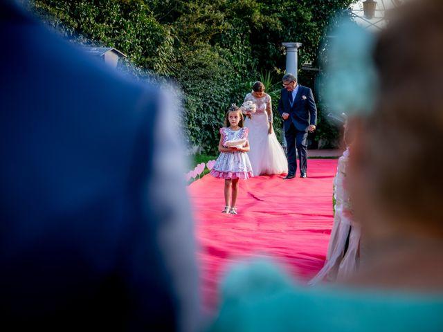 La boda de Fran y Marta en Granada, Granada 27