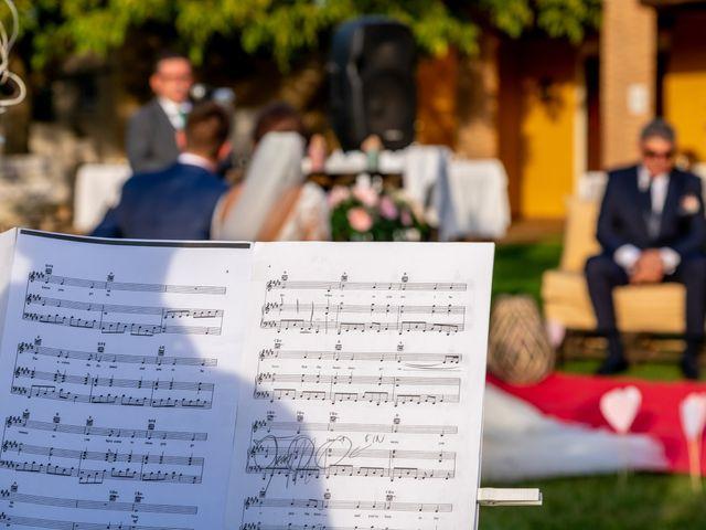 La boda de Fran y Marta en Granada, Granada 28