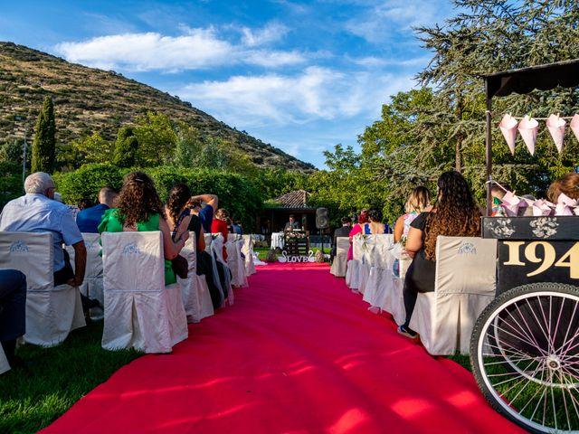 La boda de Fran y Marta en Granada, Granada 29