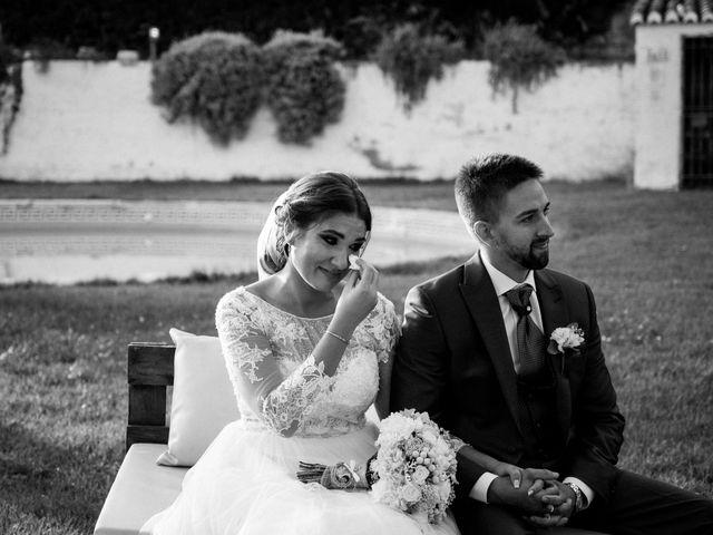 La boda de Fran y Marta en Granada, Granada 30