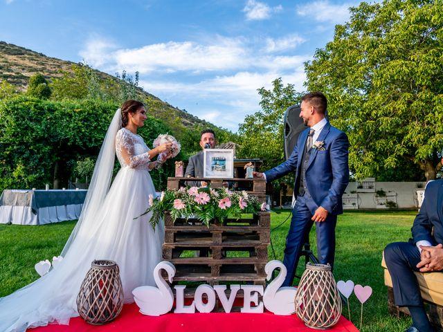 La boda de Fran y Marta en Granada, Granada 33