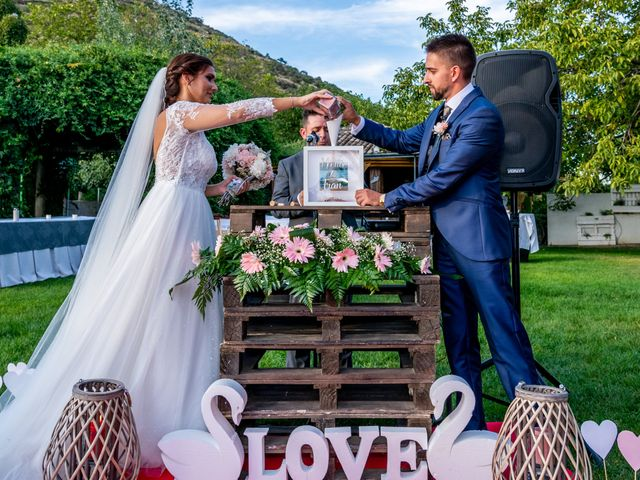La boda de Fran y Marta en Granada, Granada 34