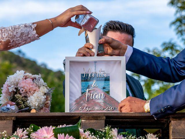 La boda de Fran y Marta en Granada, Granada 35