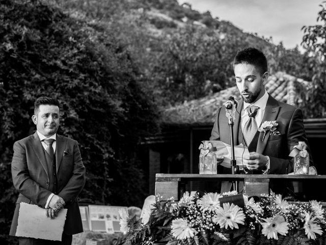 La boda de Fran y Marta en Granada, Granada 36