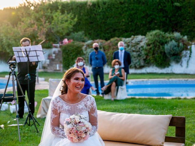 La boda de Fran y Marta en Granada, Granada 37