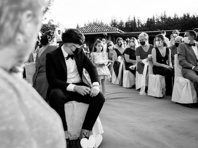 La boda de Fran y Marta en Granada, Granada 2