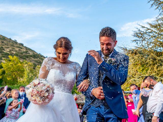 La boda de Fran y Marta en Granada, Granada 39