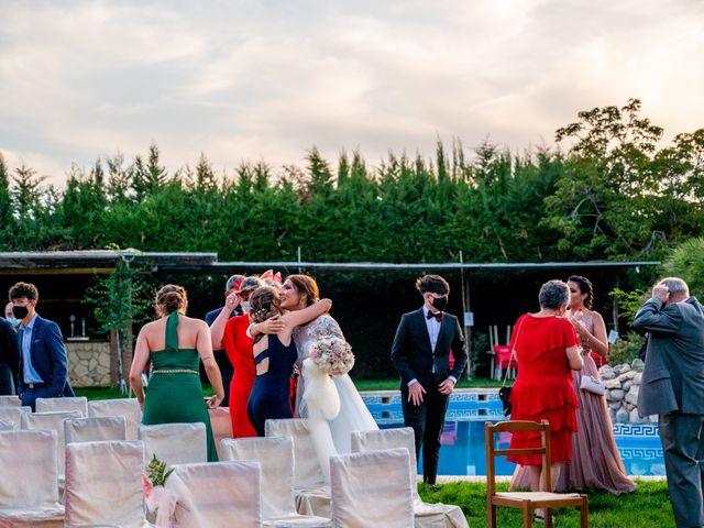 La boda de Fran y Marta en Granada, Granada 40