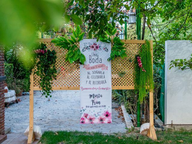 La boda de Fran y Marta en Granada, Granada 41