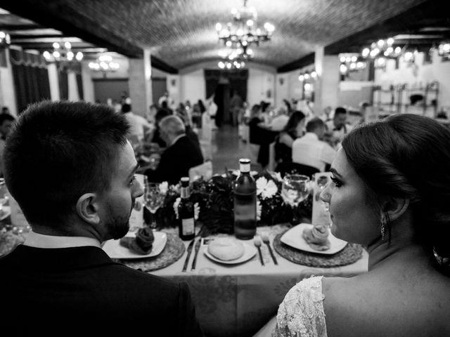 La boda de Fran y Marta en Granada, Granada 45