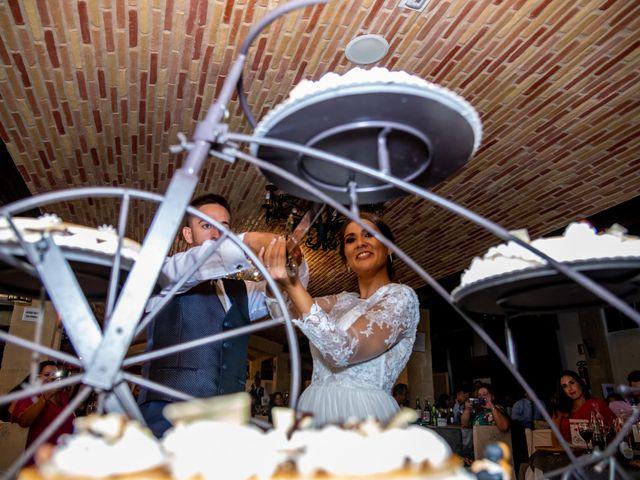 La boda de Fran y Marta en Granada, Granada 47