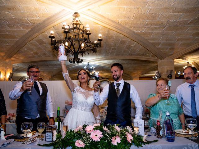 La boda de Fran y Marta en Granada, Granada 50