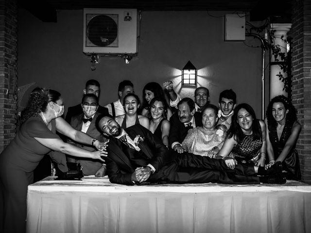 La boda de Fran y Marta en Granada, Granada 53