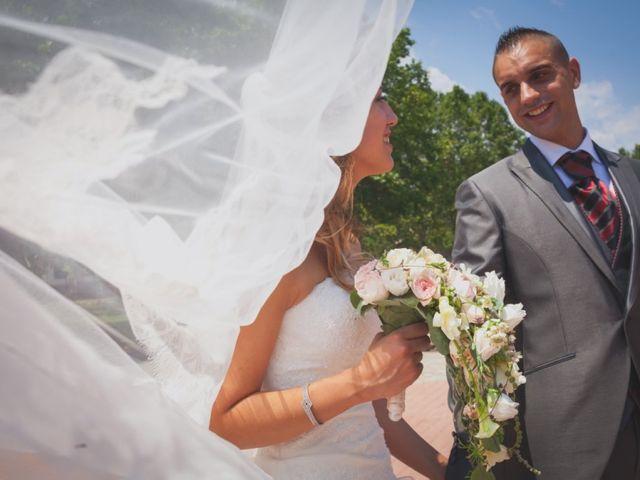 La boda de Ana y Alexandre