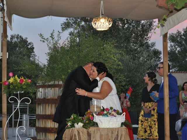 La boda de Juanjo y Rita en La Puebla De Almoradiel, Toledo 1