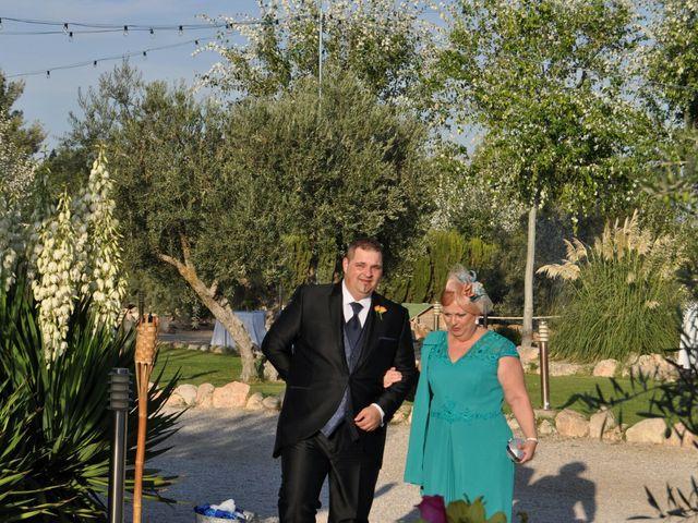 La boda de Juanjo y Rita en La Puebla De Almoradiel, Toledo 2