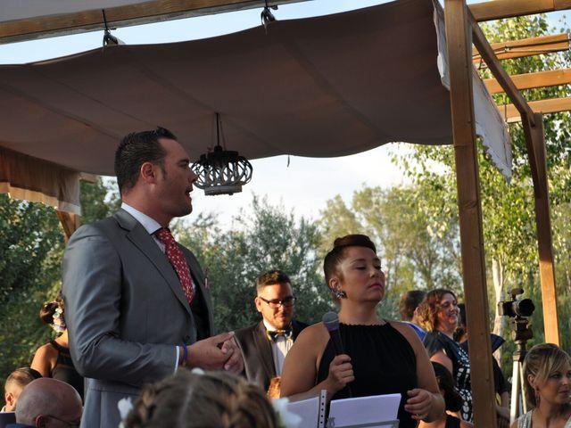 La boda de Juanjo y Rita en La Puebla De Almoradiel, Toledo 4
