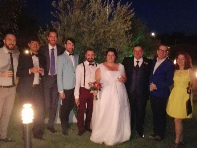 La boda de Juanjo y Rita en La Puebla De Almoradiel, Toledo 11