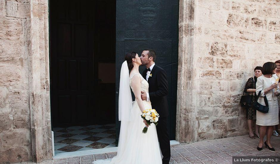 La boda de Carlos y Neus en Museros, Valencia