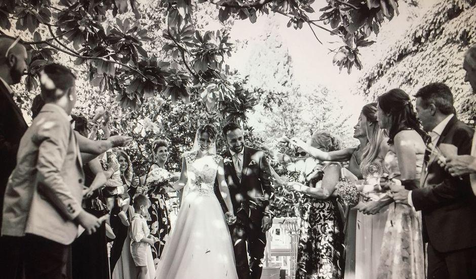La boda de Abraham y Rocio en Tomiño, Pontevedra