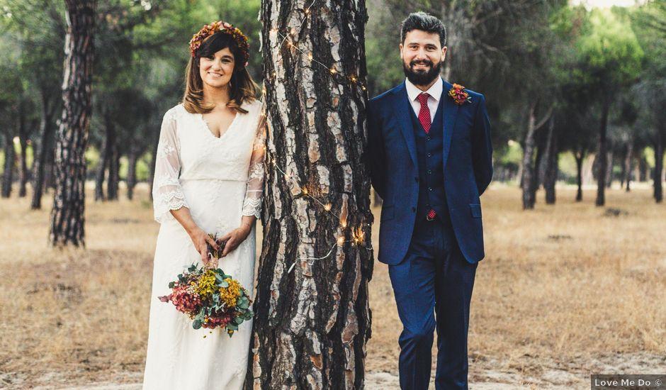 La boda de Pedro y Ida en Simancas, Valladolid