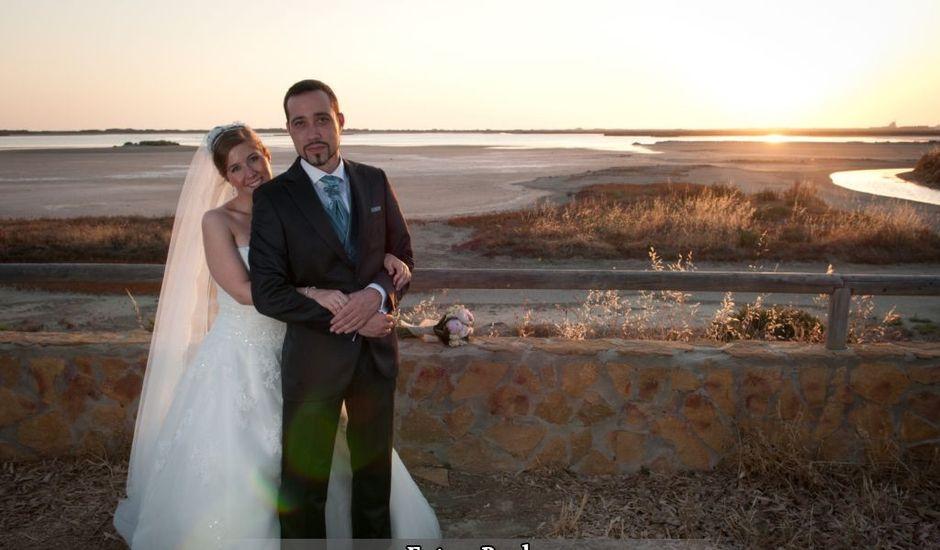 La boda de Alejandro y Lucía en San Fernando, Cádiz