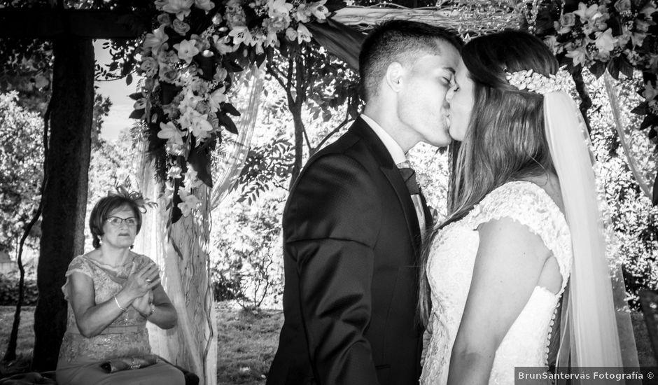 La boda de Diego y Bea en Redondela, Pontevedra