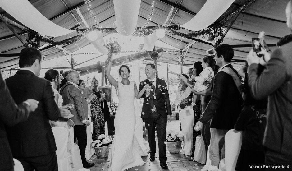 La boda de Imanol y Maitane en Loiu, Vizcaya