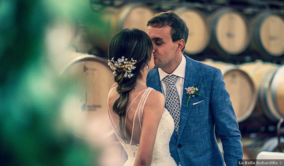 La boda de Matthieu y Esther en Argamasilla De Alba, Ciudad Real