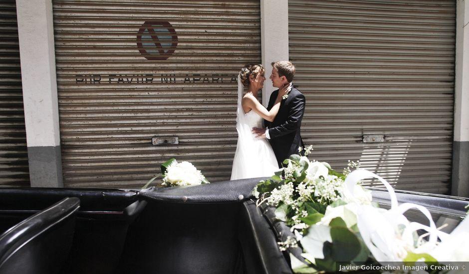 La boda de Jorge y Tamara en Santo Domingo De La Calzada, La Rioja