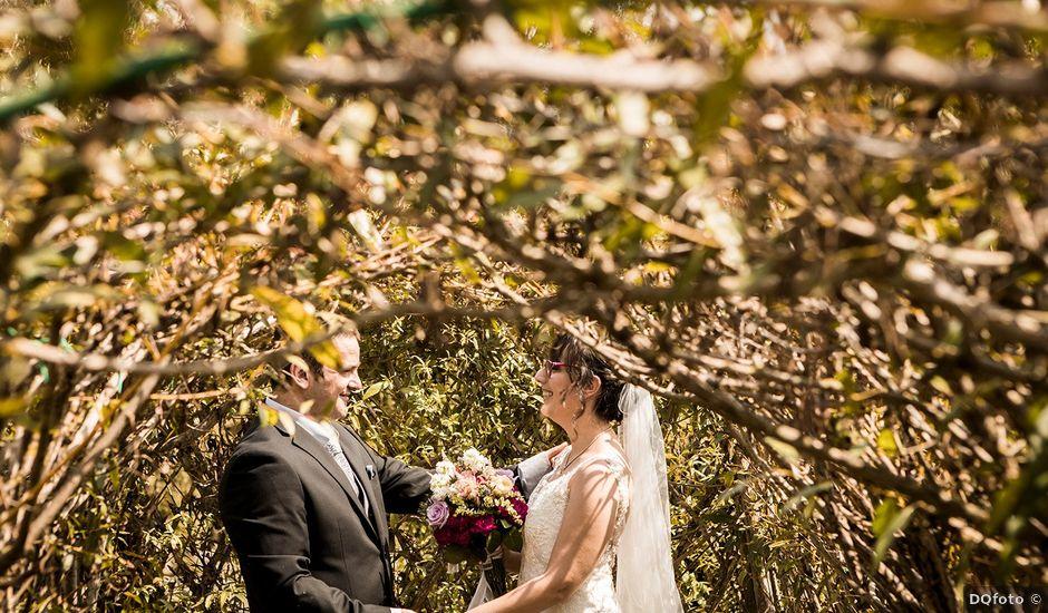 La boda de Sara y Marc en Malla, Barcelona