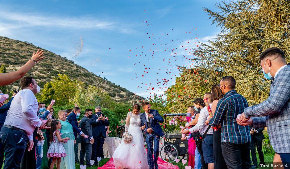 La boda de Fran y Marta en Granada, Granada