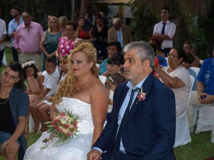 La boda de Vero y Jon