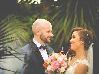 La boda de Rosa y Jano